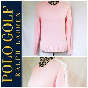 Ralph Lauren Golf Pink Sweater